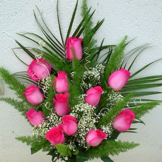 Ramos de rosas a precios economicos y docenas de rosas - Como hacer ramos de flores ...
