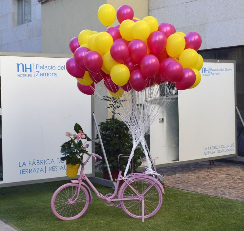 Suelta de globos de helio globos y flores para bodas - Como conseguir globos de helio ...