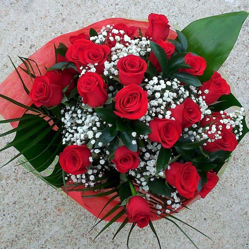 un ramo de flores para cumpleaos es mejor de rosas rojas