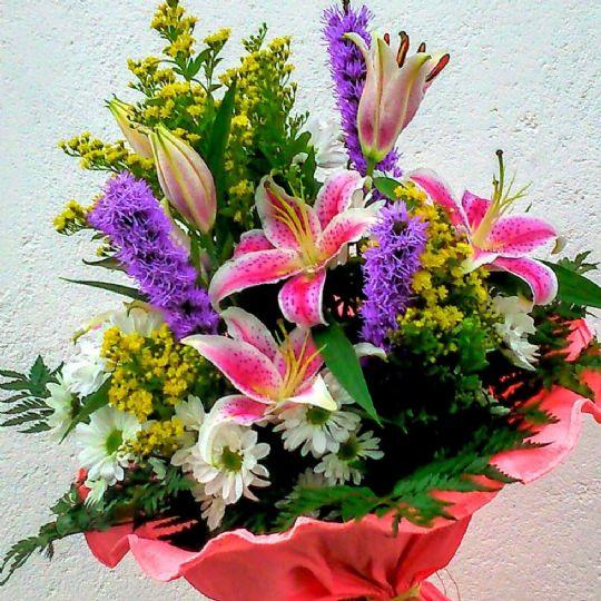 Ramo flores para regalar env o a domicilio en el d a - Ramos para regalar ...