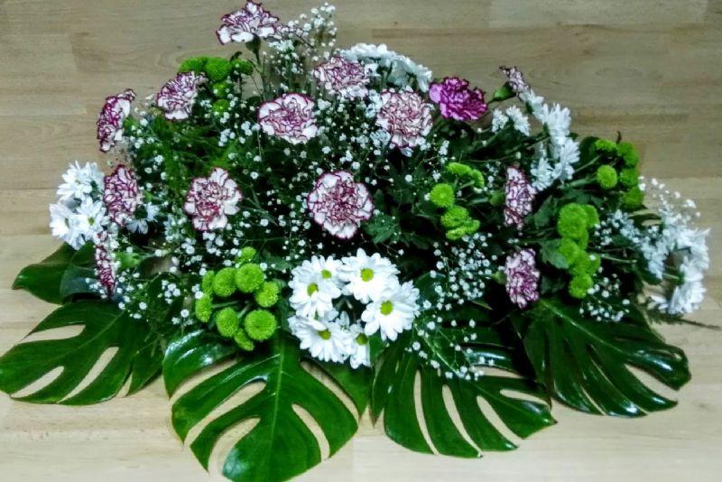 dnde comprar centros de flores para difuntos econmicos