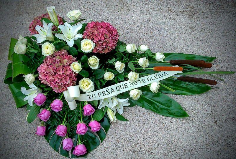 Envío urgente de flores para difuntos. Llama para enviar Hoy