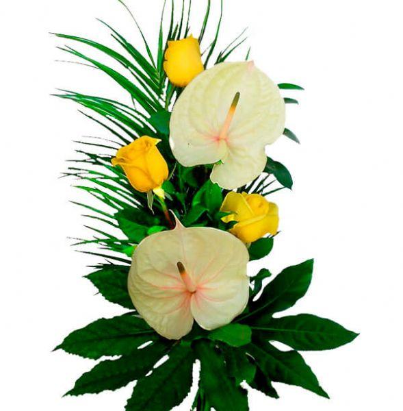 Ramo flores original para regalar env o hoy a domicilio - Ramos para regalar ...