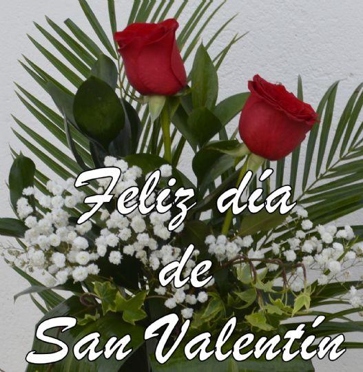 Frases Para San Valentín Ponla Con Un Ramo De Flores