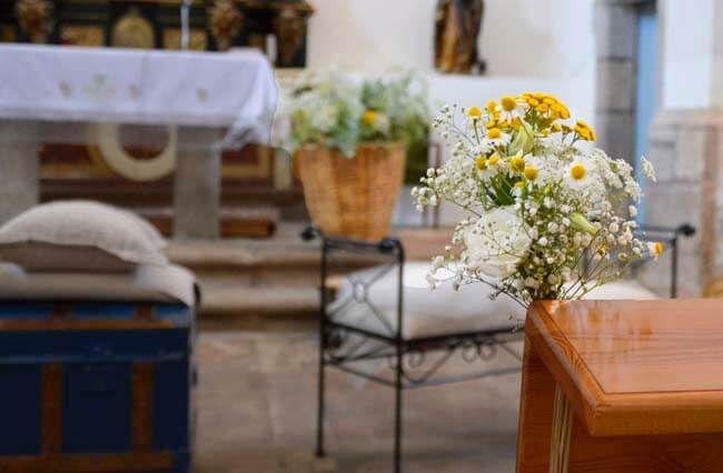 Ramos De Novia Y Flores Para Boda En Zamora