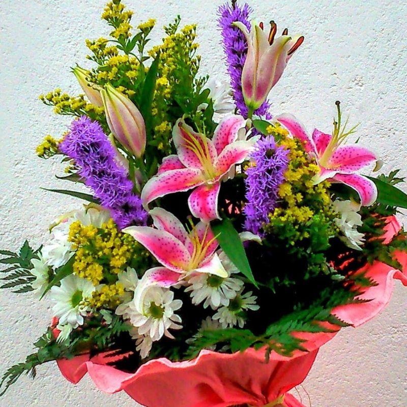 La Tienda De Las Flores Floristeria Online Flores A Domicilio